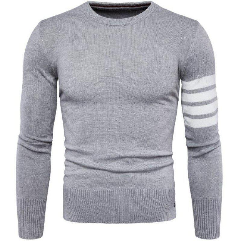 Foreign Trade New Men'S Sweater Cuff Color Y965 бюстгальтер foreign trade
