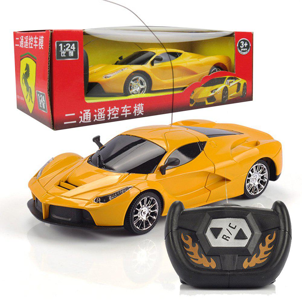 1:24 Scale Children Remote Control Toys Model Wireless RC Car - DAISY