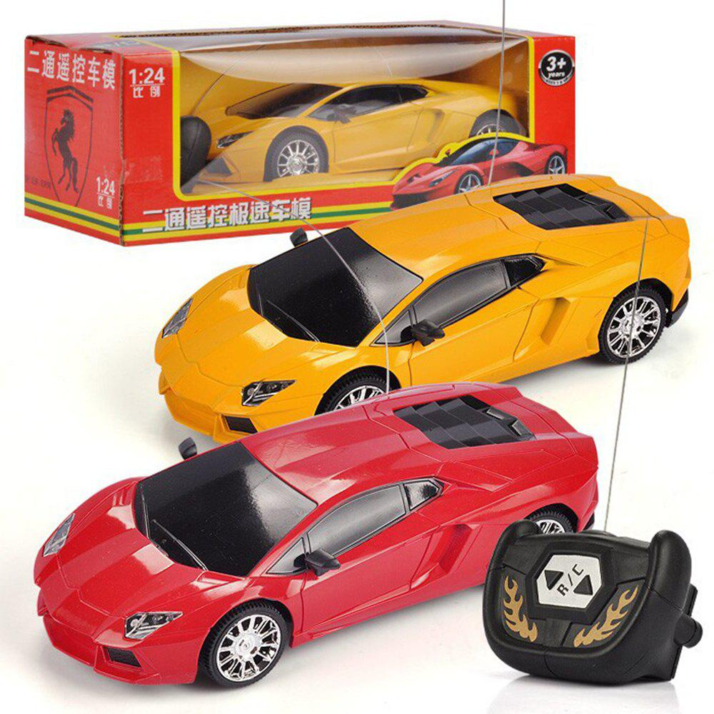 Manufacturers Selling Two-way Remote Control Car Share not Bag Wholesale Children Electric Remote Control Toy Car Model - DAISY