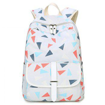 Canvas  backpack cute teen backpacks for girls