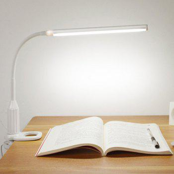 BRELONG LED Desk clip lamp Bedside table lamp - WHITE