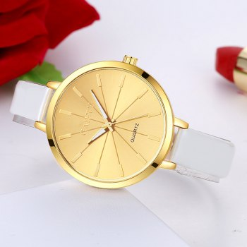 GAIETY G188 Women Fashion Luxury Classic Casual Watches Female Lady Watch - WHITE