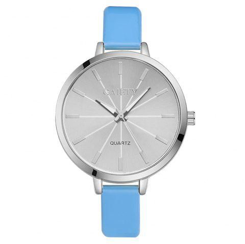 GAIETY G190 Women Fashion Luxury Classic Casual Watches Female Lady Watch - SKY BLUE