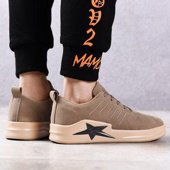New Trendy Fashion Sports Shoes - KHAKI 44