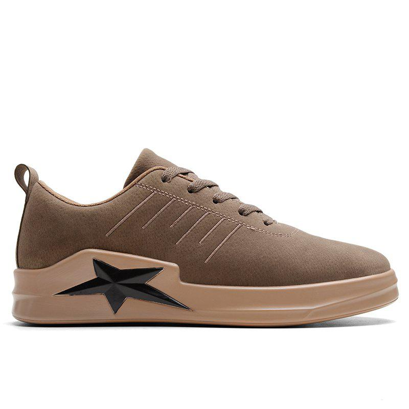 New Trendy Fashion Sports Shoes - KHAKI 41