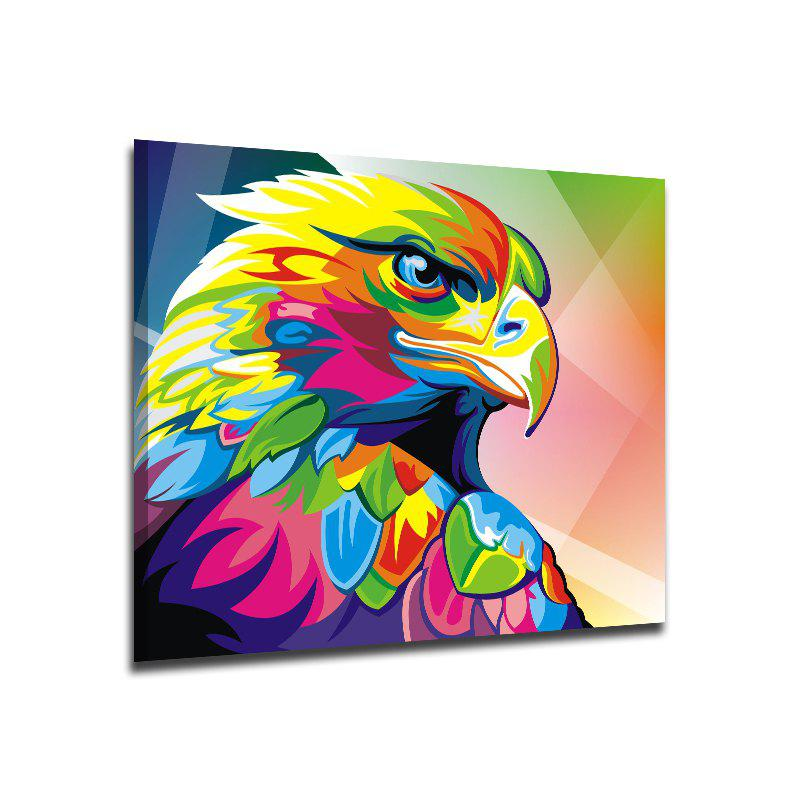 Modern Abstract Canvas Print of Eagle Frameless Home Decoration modern instrumentations of pharmaceuticals analysis
