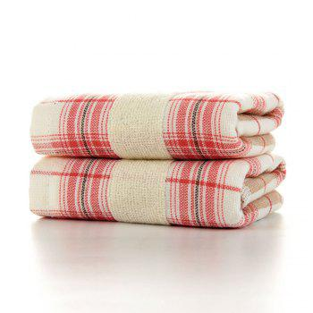 Bamboo Fiber Children Towels - PINK