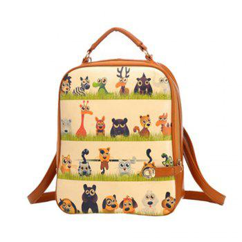 Women s Backpack Charming Chic Chromatic School