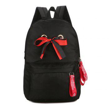 Nylon Oxford Shoulder Bag Fashion Wild Backpack