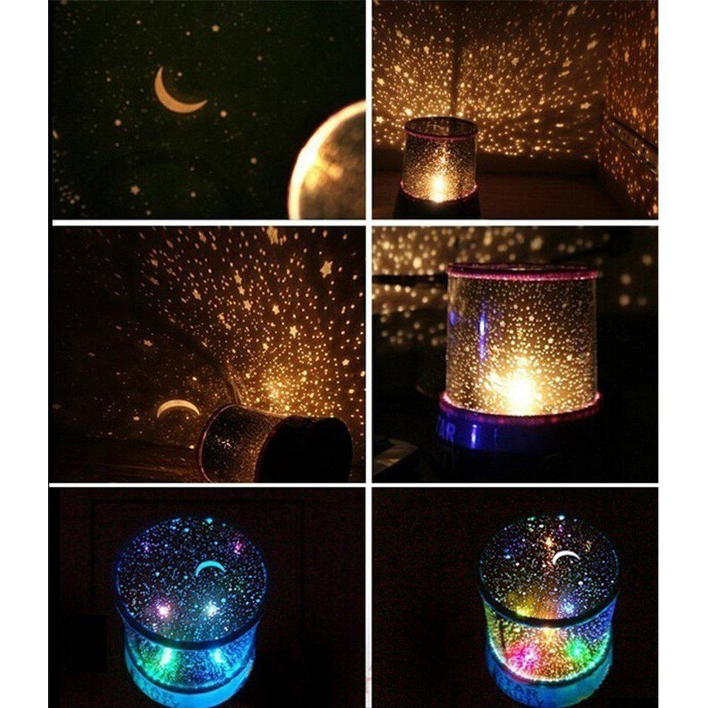 Sky Star Master Night Light Projector LED Lamp Fun Master Children Gift amazing romantic colorful aurora sky holiday gift cosmos sky master projector led starry night light lamp ocean wave projector