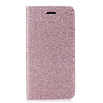 Cover Case for Xiaomi Redmi 4X Card Holder with Stand Flip Full Body Lines / Waves Hard PU Leather - ROSE GOLD ROSE GOLD