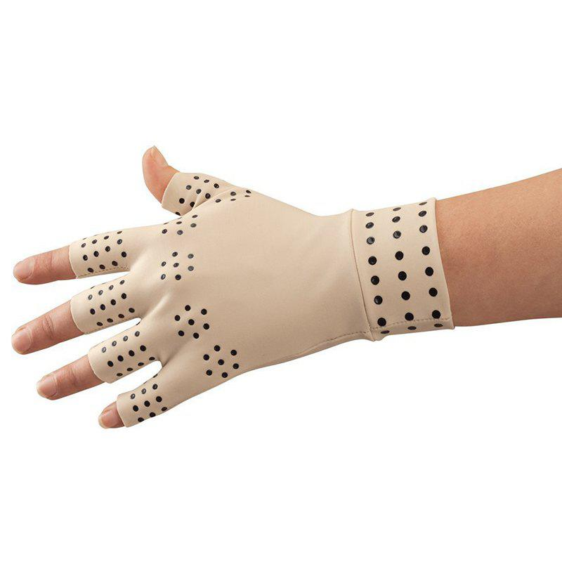 Compression Therapy Active Gloves - YELLOWISH PINK
