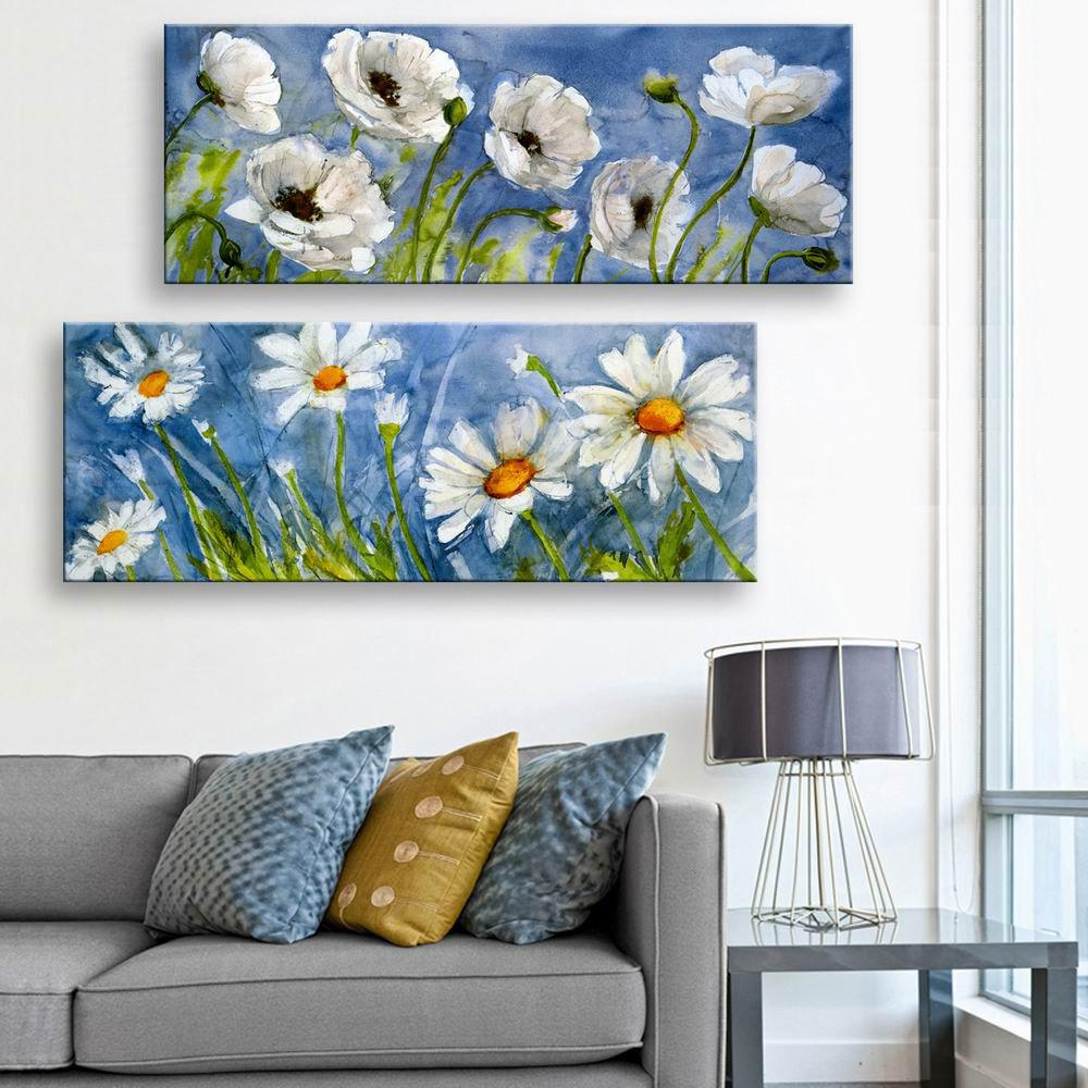 2018 Special Design Frame Paintings Many branches to the sun Print ...