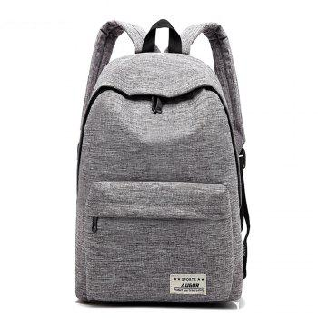 Fashion Men Backpack Woman Schoolbag Laptop Travel