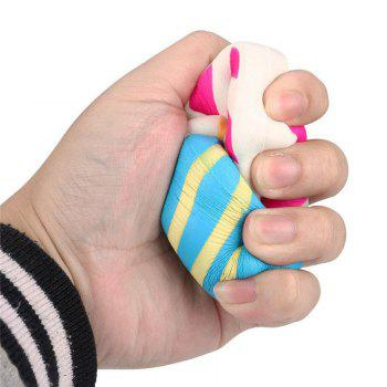 Fun Big Lollipops Scented Squishy Charm Slow Rising 16cm Simulation Toy - COLOUR