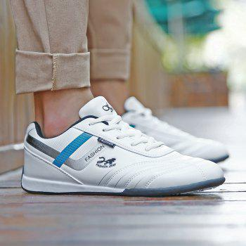 Traditional Casual Middle-Aged Men'S Shoes - WHITE 43