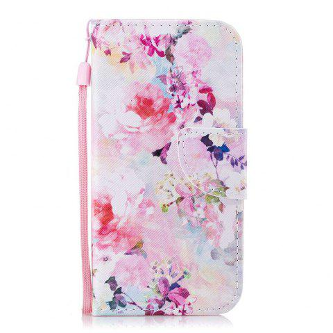 Cover Case for Wiko Lenny 4 Painted PU Phone Case - COLORMIX