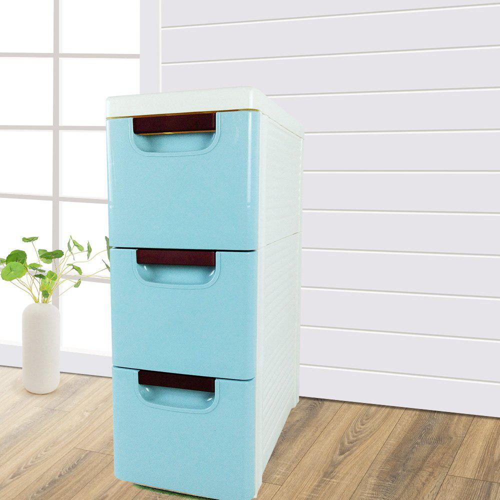 Store content ark A drawer to receive ark The wardrobe - BLUE