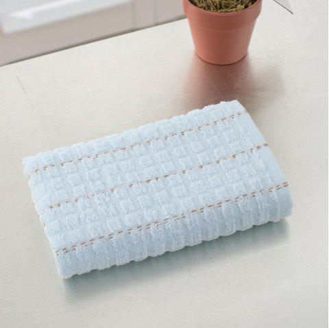 Tianlan Pure Cotton Adult Soft super Absorbent Towel - BLUE 30CM X 67CM