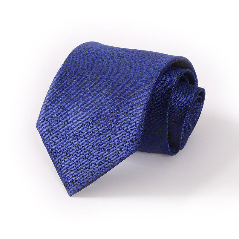 Men'S Casual Polyester Jacquard Tie - CONCORD