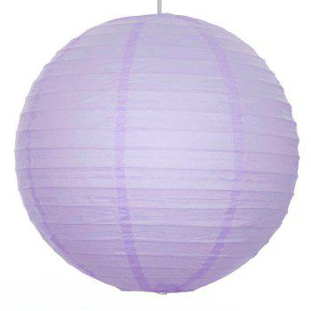 14pcs White Purple Gold Tissue Paper Pom Pom Paper Lanterns Circle Paper Garland Mixed Package for Purple Themed Party Wedding Paper Garland Purple Baby Shower Decoration - AS THE PICTURE 14PCS