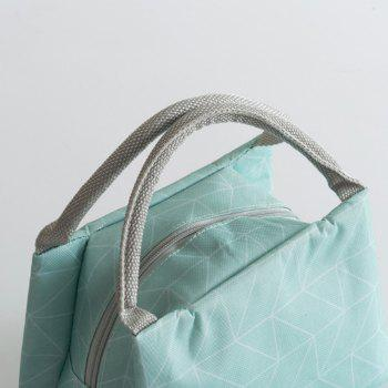 Waterproof Portable Insulation Bag Insulated Bag - BLUE