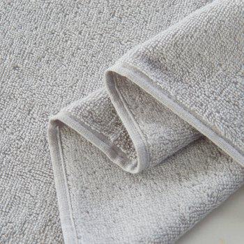 Pure Cotton Soft Absorbent Adult Lovers Towel - LIGHT GRAY LIGHT GRAY