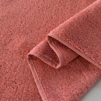 Pure Cotton Soft Absorbent Adult Lovers Towel - BRICK RED BRICK RED