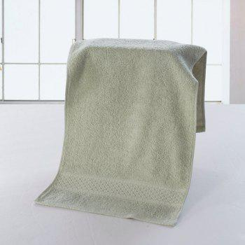 Pure Cotton Soft Absorbent Adult Lovers Towel - EMERALD 32CM X 73CM