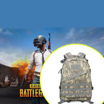 Playerunknown Battlegrounds PUBG Instructor Backpack Multi-Functional Backpack - CAMOUFLAGE GRAY