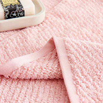Long Staple Cotton Super Soft Wash Face Household Towel - PINK PINK