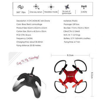 K700 Remote Control Aircraft - RED