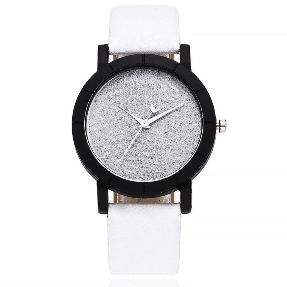 Reebonz Original Style Watch Fashion Quartz Wrist Watch - WHITE