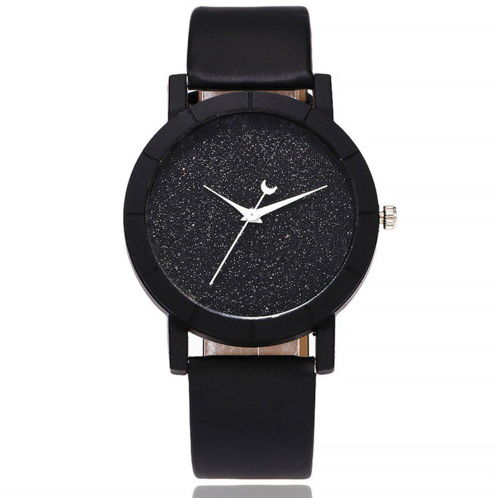 Reebonz Original Style Watch Fashion Quartz Wrist Watch - BLACK