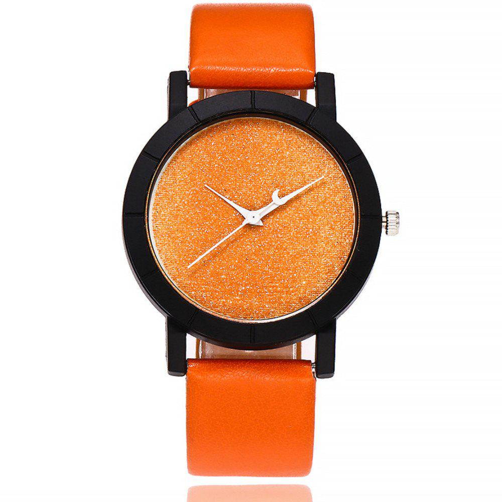 Reebonz Original Style Watch Fashion Quartz Wrist Watch - ORANGE