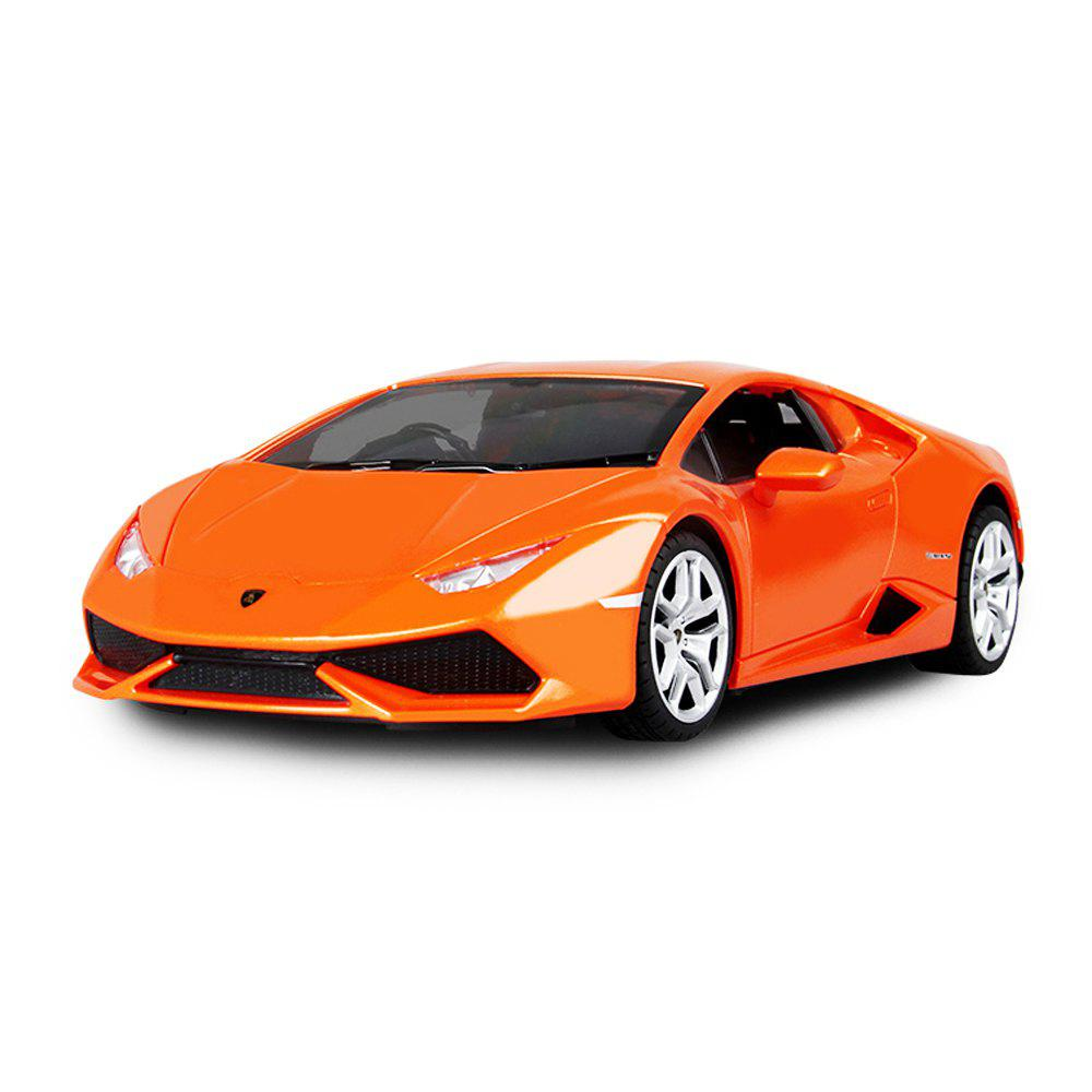 Attop 2411 Remote Control Car At 1:24 Simulation Remote Control Car Drift Sports Car - ORANGE