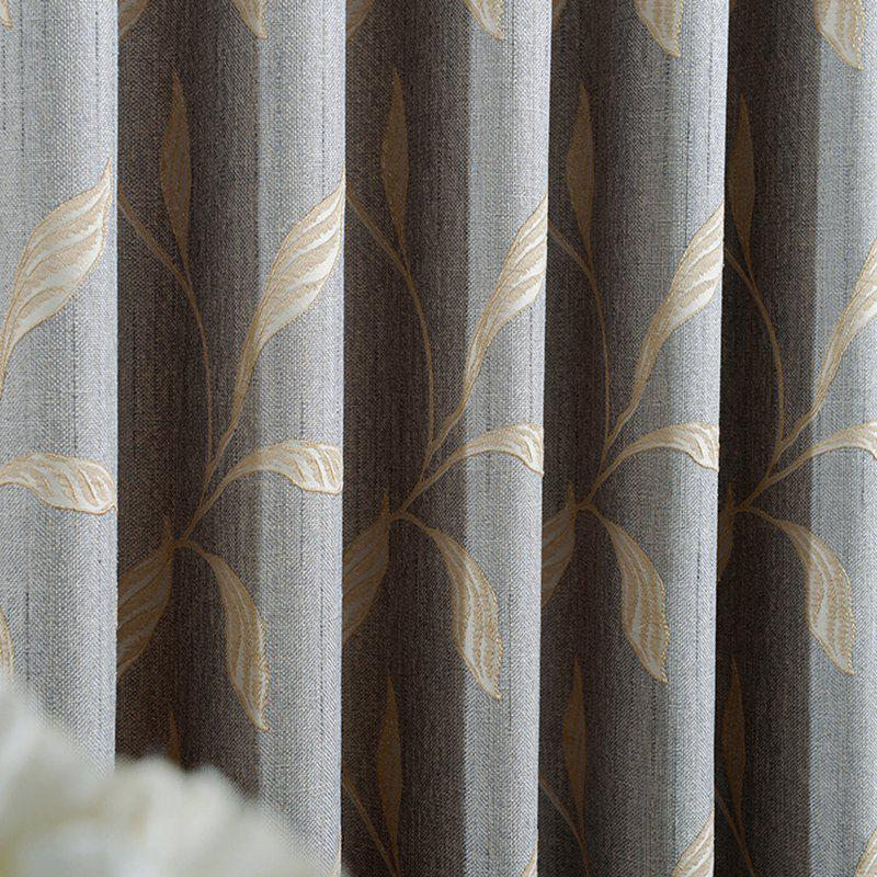 Blackout Curtains For Living Room Hotel European Simple: 2018 European Simple Cotton Linen Blackout Curtains For