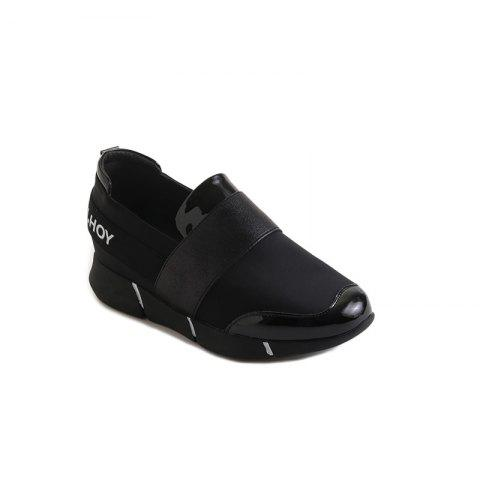 Increase Shoes Students  All-Match - BLACK 36
