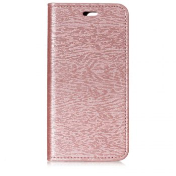 for OnePlus 5T Tree Skin PU Wallet Leather Case - ROSE GOLD ROSE GOLD