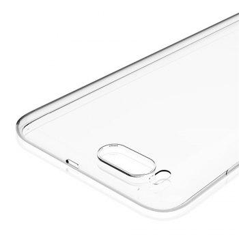TPU Transparent Soft Shell Phone Case for Xiaomi 6 -  TRANSPARENT