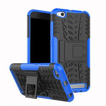Cover Case for Redmi 5A Shock Proof And Antiskid TPU + PC Material Cool Tattoos Stents - BLUE BLUE