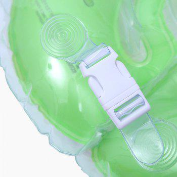 Summer Sea Baby Swimming Inflatable Bathing Neck Float -  GREEN