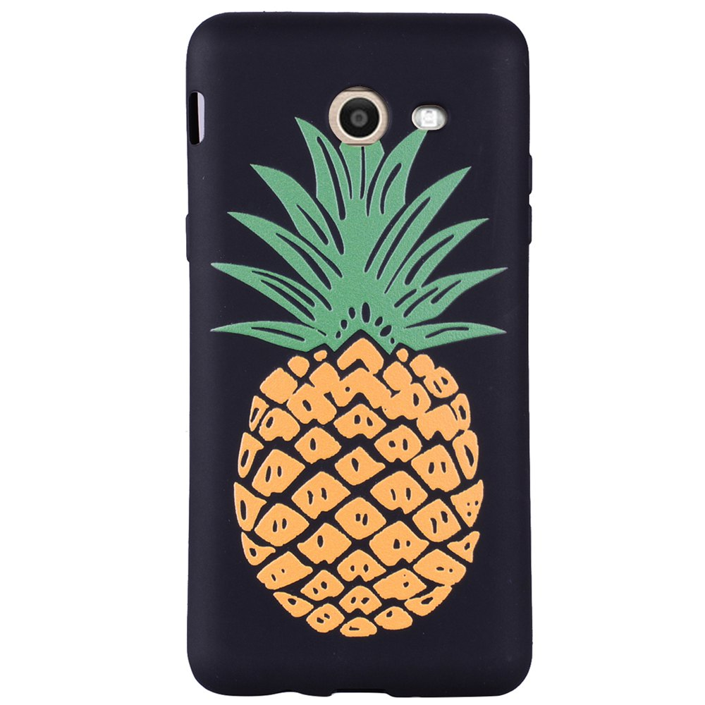 Case For Samsung Galaxy J5 2017 J520 U.S. of Pineapple TPU Phone Case - YELLOW