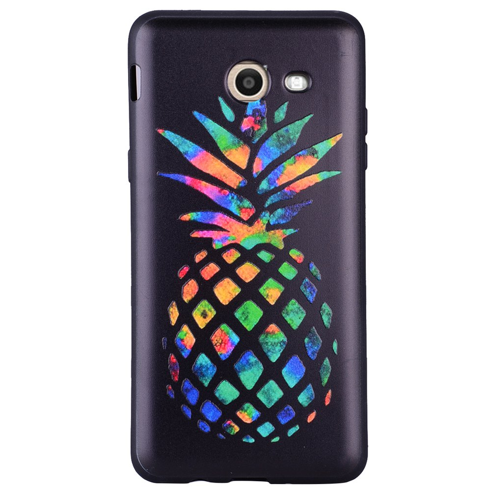 Case For Samsung Galaxy J5 2017 J520 U.S. color Pineapple TPU Phone Case - COLOUR