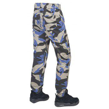 Winter Fashion Youth Men'S Slacks - BLUE 33
