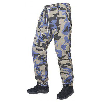 Winter Fashion Youth Men'S Slacks - BLUE 31