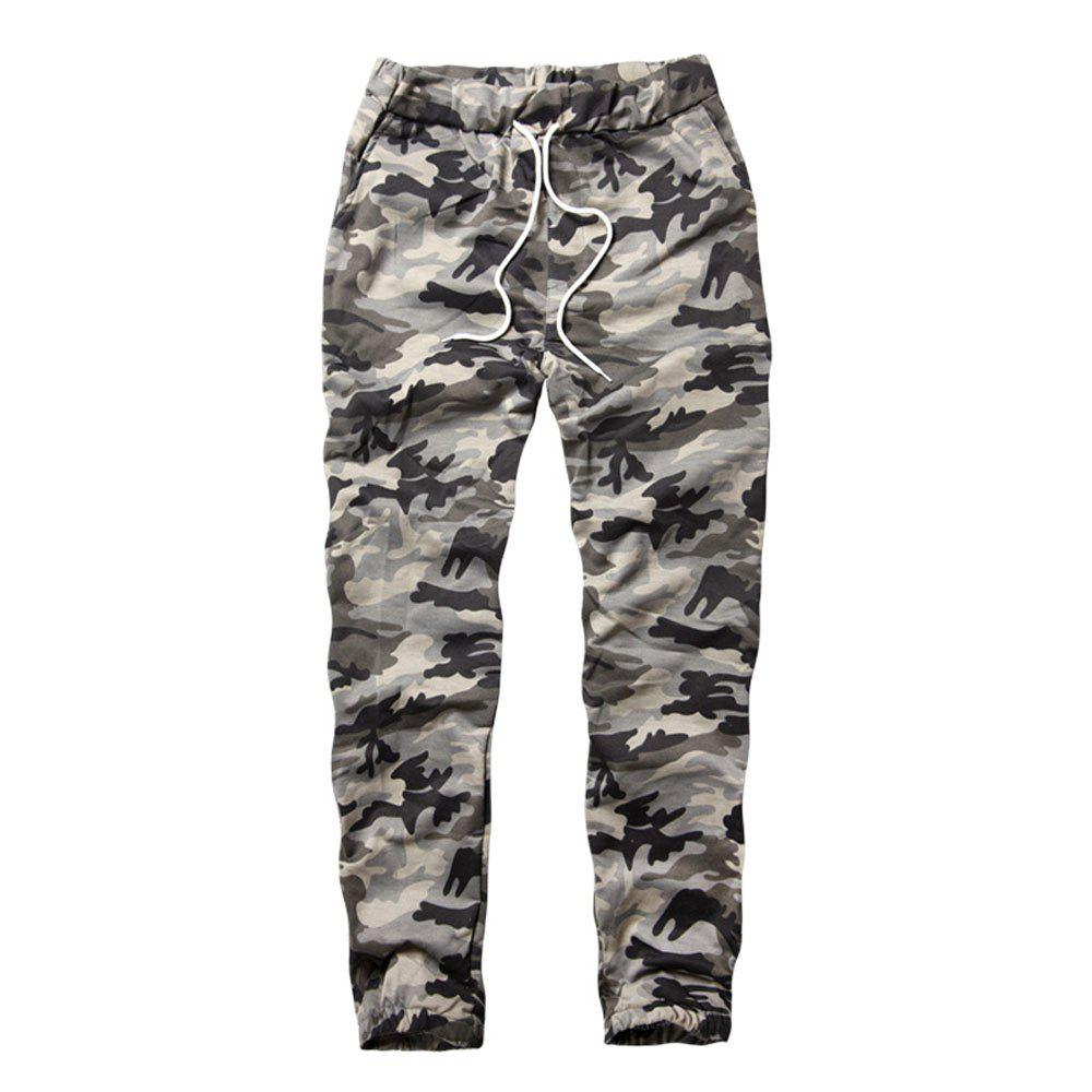 Winter Fashion Youth Men'S Slacks - IVY 29