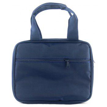 Portable Waterproof Outdoor Traveling Cosmetic Tote Bag - CADETBLUE