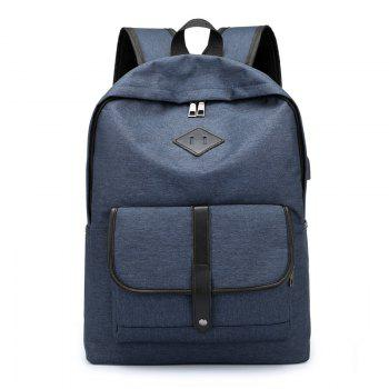 New Student Travel Bag Casual Men S