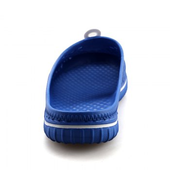 Slippers Beach Shoes Hollow Out Breathable Couples - BLUE 44